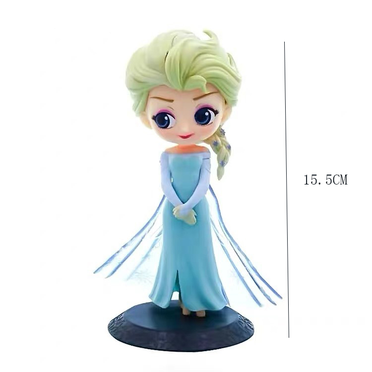wholesale handmade resin art deco fairy girl character resin princesses figurines