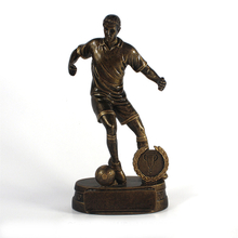 custom resin sports theme trophy