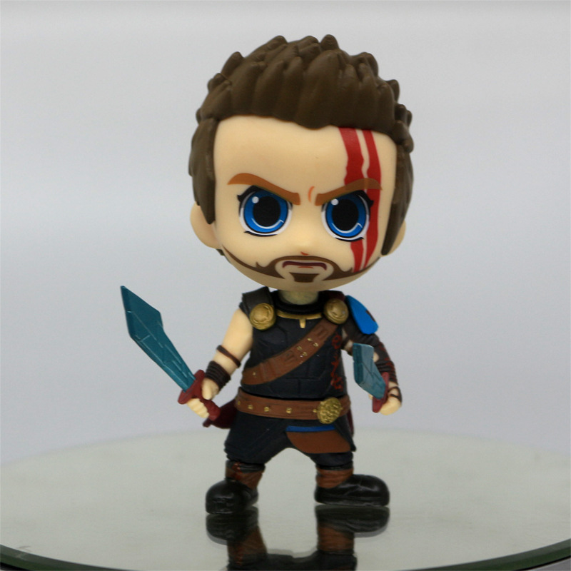 custom pvc marvel cartoon collection toy the avenge Loki thor action figures