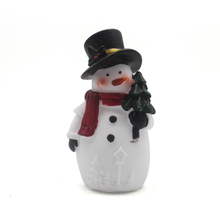 cute snowman night light kids sensor lamp Christmas toy