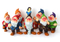 Resin wholesale custom garden decoration cartoon classic character Seven Dwarfs statue
