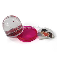 Photo snow globe kit