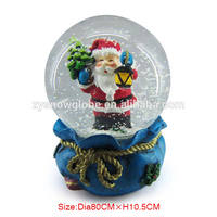 2018 large christmas yard ball snow globes