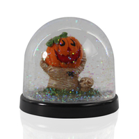 Halloween theme snow globes for holiday gifts