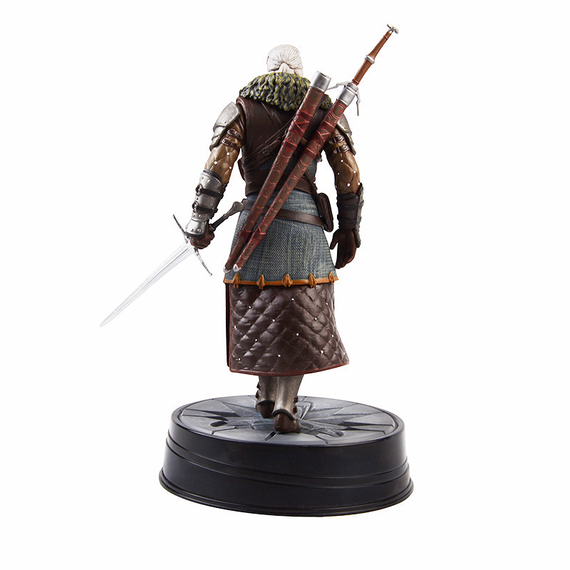 pvc movie character wild hunt dark horse geralt the witcher action figure
