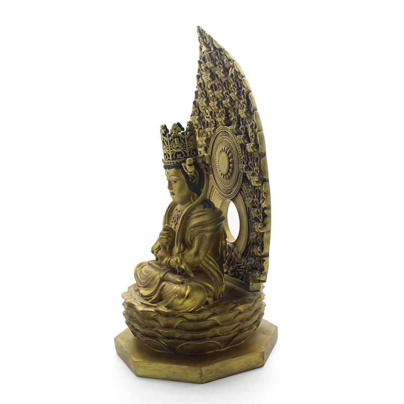 polyresin figurines Japanese religious statue for sale