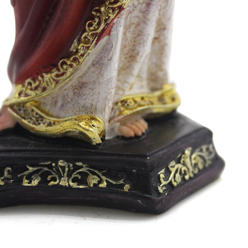 Resin craft handmade art ornaments souvenir catholic religious figures statue
